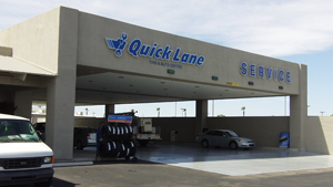Holmes Tuttle Quick Lane Service