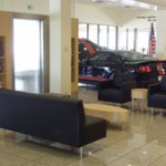 Holmes Tuttle Dealership Interior