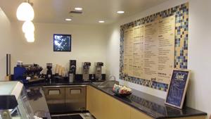 Holmes Tuttle Cafe