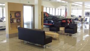 Holmes Tuttle Dealership Interior